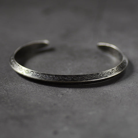 Image of Stainless Steel Norse Power Bracelet - VikingLifestyles