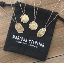 Load image into Gallery viewer, Madison Sterling Necklace