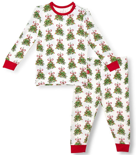 Magnetic 2pc Toddler Pajama Kiss Me