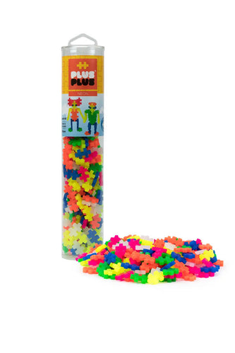 Plus Plus 240 Piece Tube