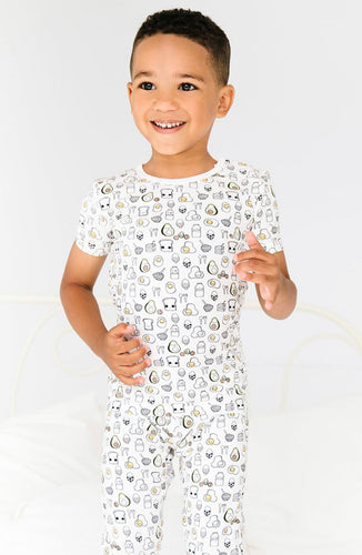 Magnetic 2pc Toddler Pajama Brunch Brunch