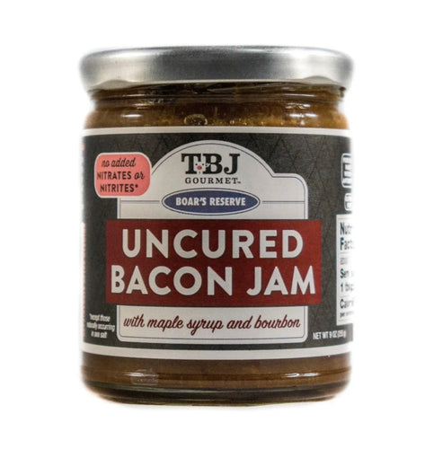 BOURBON BACON JAM