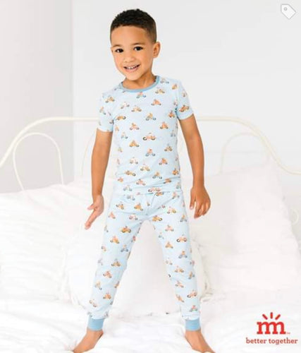 Magnetic 2pc Toddler Pajama