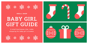 Holiday Gift Guide for Girls, 0M - 5Y