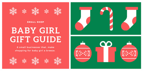0M - 5Y Girl Holiday Gift Guide