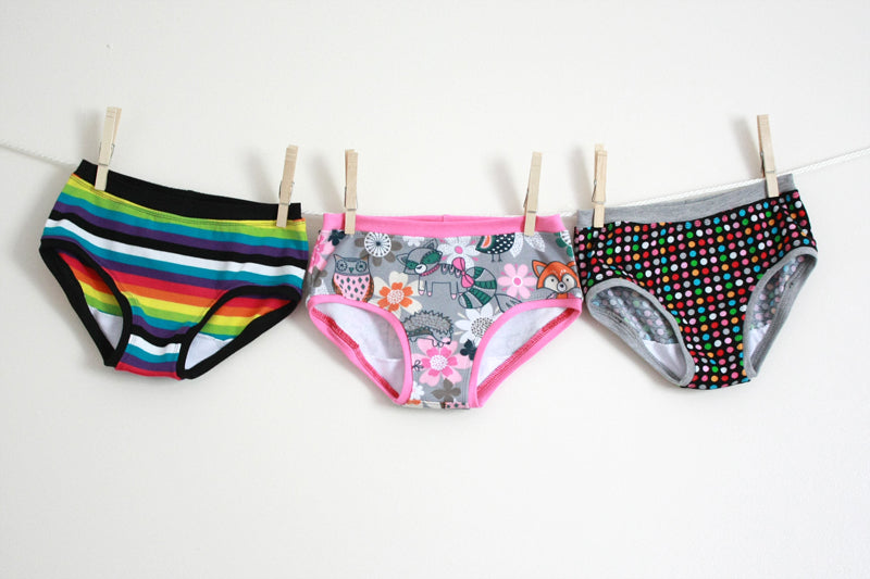 Sweet Cheeks Panties - 6-pack