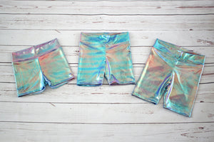 Iridescent Unicorn Shorts
