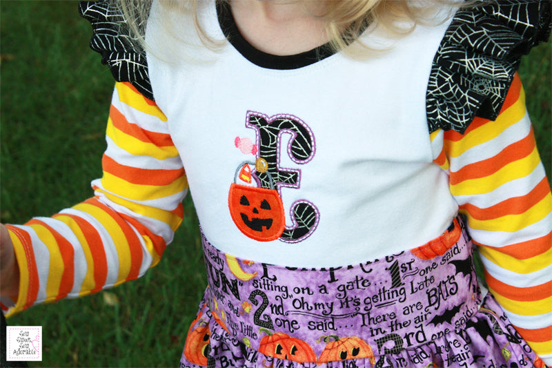 Five Little Pumpkins Dress