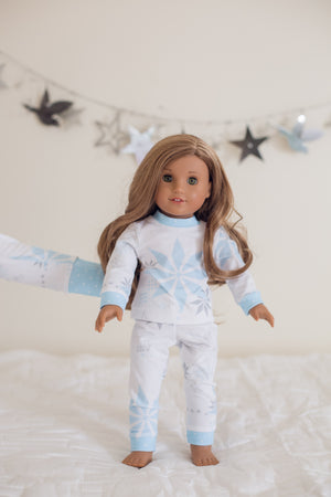 18-inch Doll Pajamas