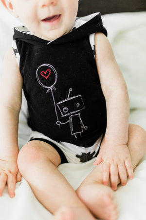 Love, Robot Bummies Outfit