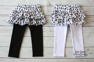 Ruffle & Tumble Skirted Leggings