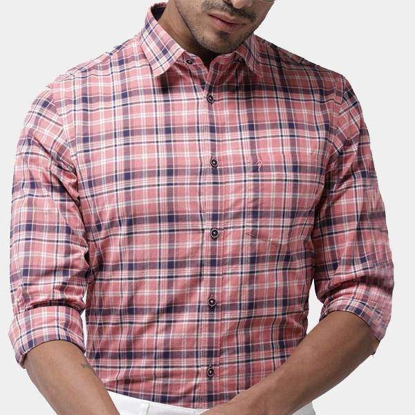 3 DOUBLE POCKET STYLISH CASUAL SOLID COMFORTABLE SHIRTS FOR MEN