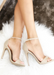 Ali Nude heel is a simple and classic everyday heel.