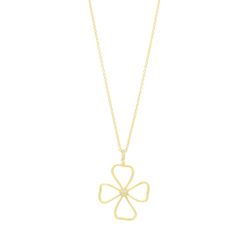 Harmony Floral Necklace