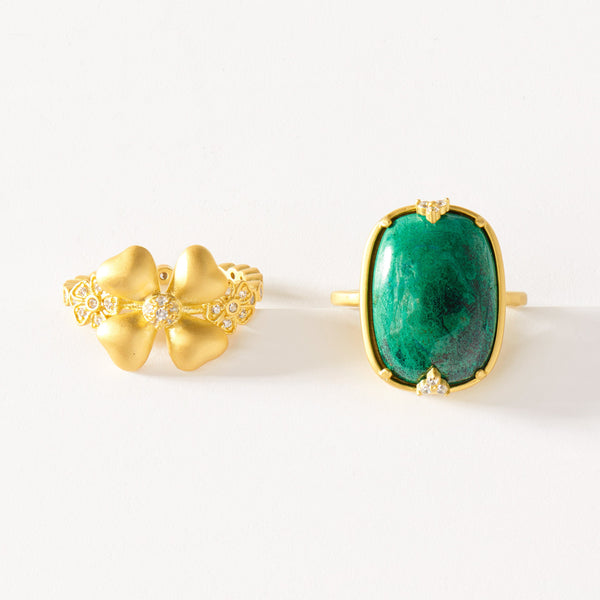 Summer Statement Rings