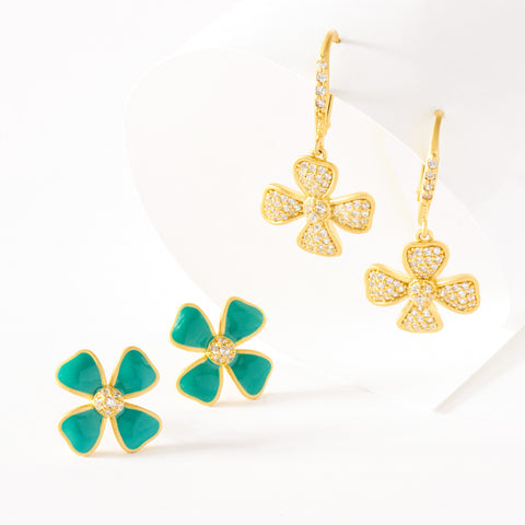Brooklyn Garden Earrings