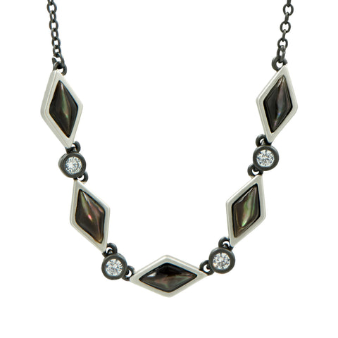 Shades of Grit Necklace