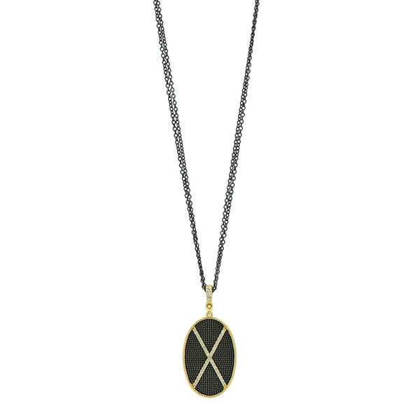 Streets of BK Pendant Necklace