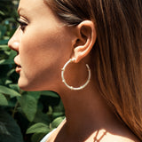 Live in Color Hoop Earrings