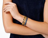 Midnight Delicate Cuff