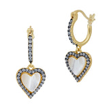 From the Heart Drop Earring