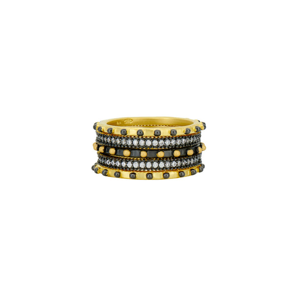 West Point 5-Stack Ring