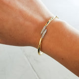 Flex Twist Bangle