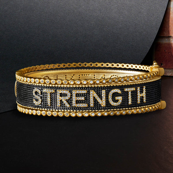 The STRENGTH 3 Stack