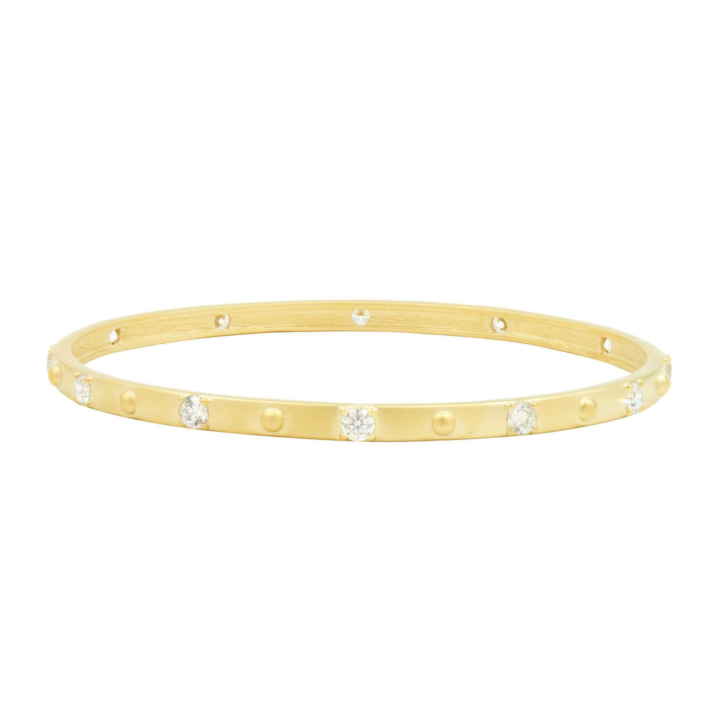 Amazonian Allure Slide Bangle