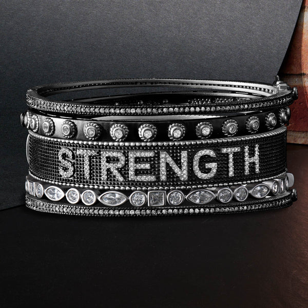 The STRENGTH 5 Stack