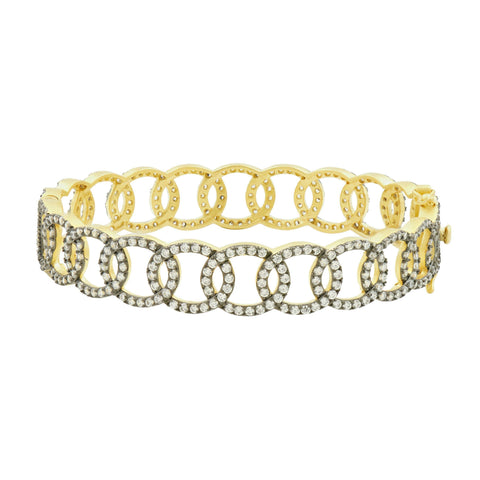 Baroque Blues Giotto Bracelet - FREIDA ROTHMAN