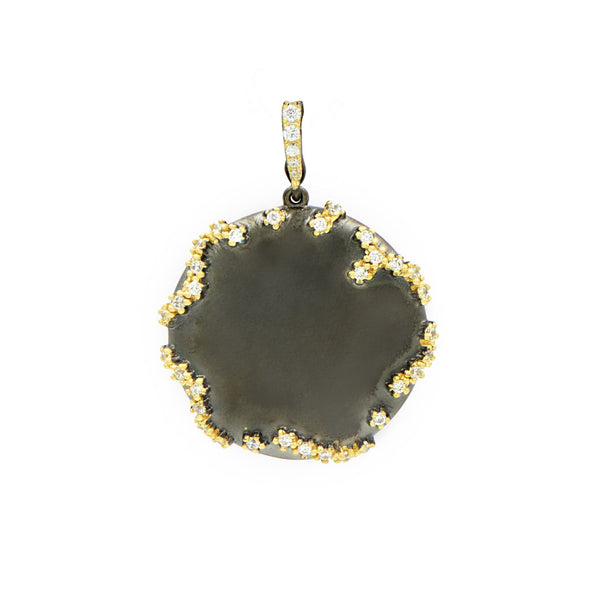 Round Statement Pendant