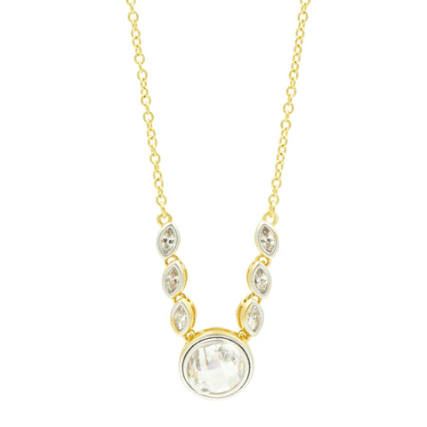 Fleur Bloom Pendant Necklace - FREIDA ROTHMAN