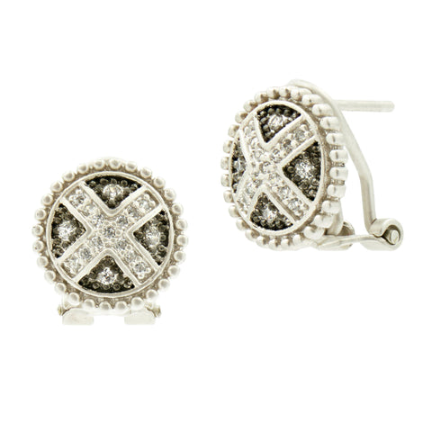 Industrial Finish Pave Studs