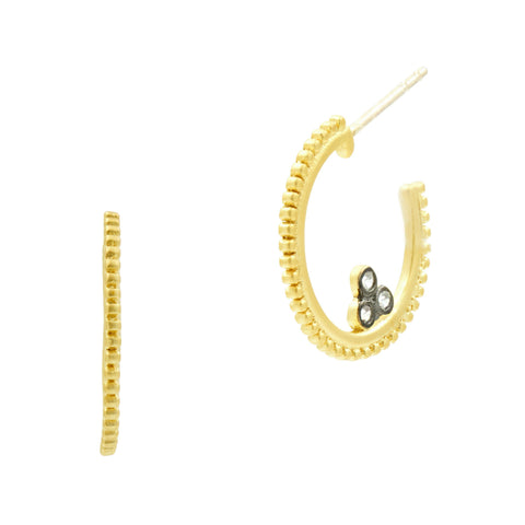 Imperial Small Hoop Earrings
