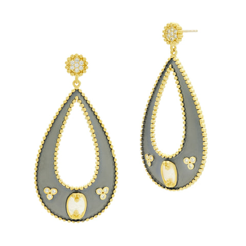 Imperial Teardrop Earrings