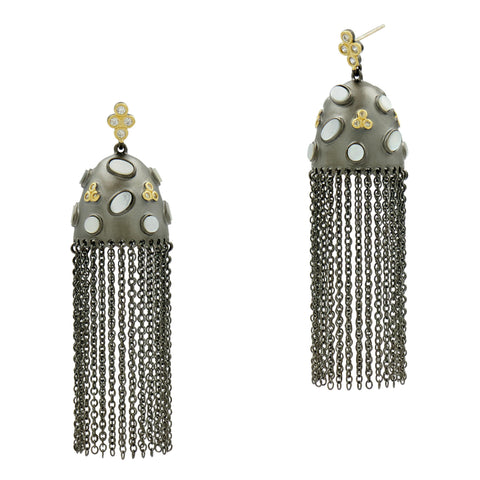 Imperial Tassel Earrings