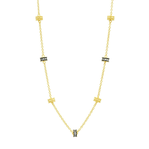 Imperial Short Station Necklace