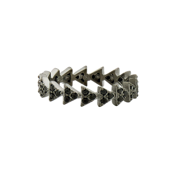 Arrow Eternity Ring
