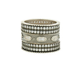 Signature Eternity 3-Stack Ring