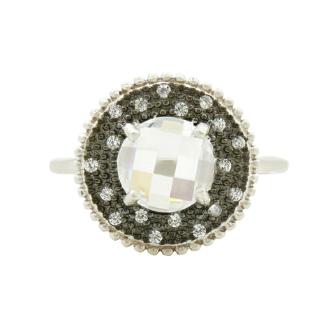 Signature Single Stone Cocktail Ring - FREIDA ROTHMAN