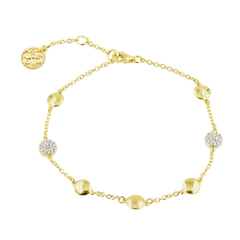 Radiance Single Chain Soft Bracelet