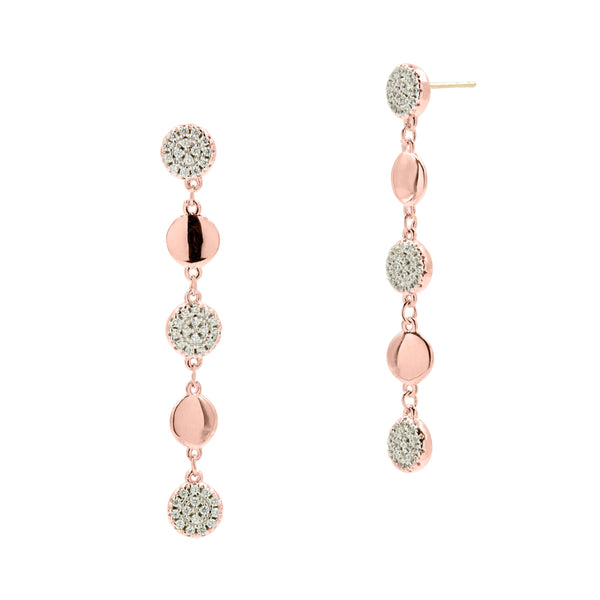 Radiance Linear Drop Earring