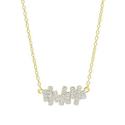 Radiance Small Pendant Necklace - FREIDA ROTHMAN