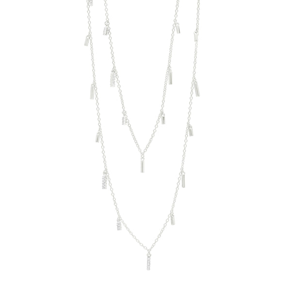 "Radiance 60"" Droplet Station Necklace - FREIDA ROTHMAN"