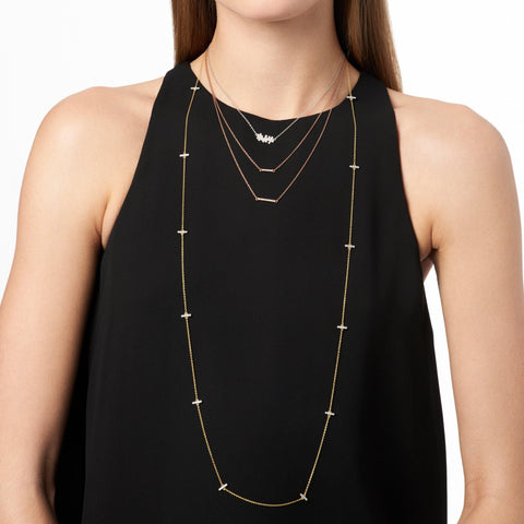 Radiance Layered Necklace Set