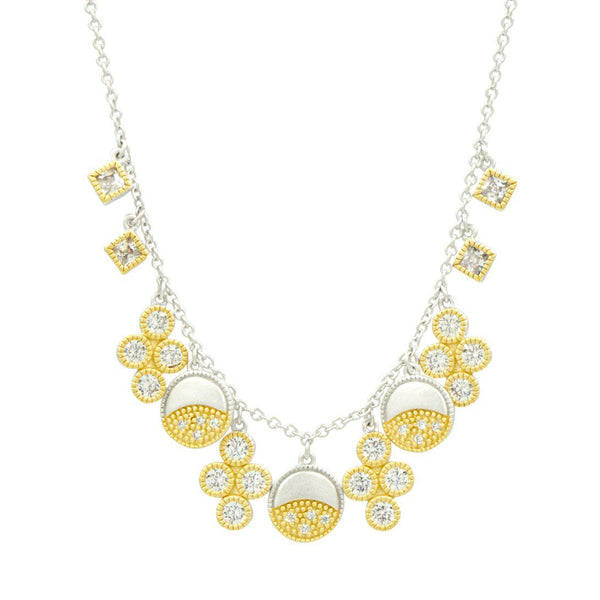 Fleur Bloom Charm Necklace