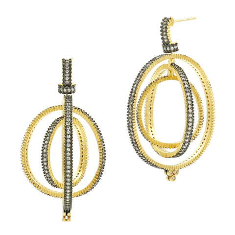 Signature Orbit Earrings