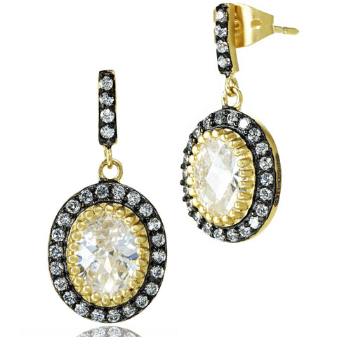 Opera Drop Earrings - FREIDA ROTHMAN