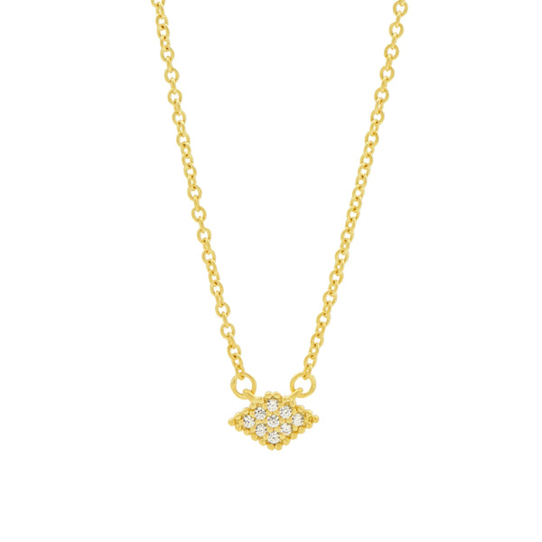 pavé harlequin pendant necklace latest collection of gifts under